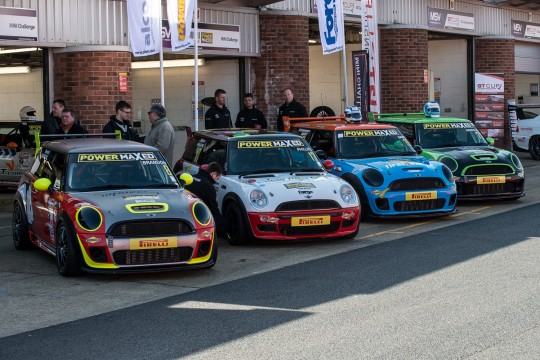 MSVR Media Day Brands Hatch 2014